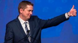 Andrew Scheer soutient que le caucus est assuré de la légitimité de sa
