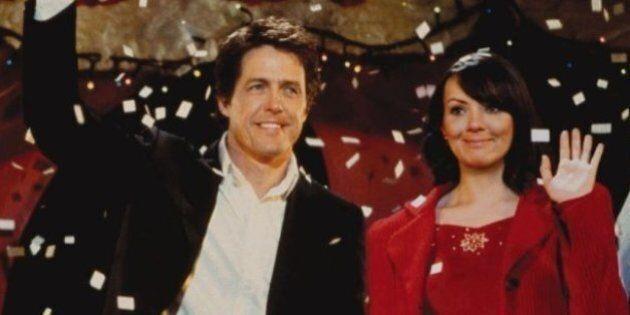 La première image des retrouvailles d'Hugh Grant et Martine McCutcheon dans la suite de «Love