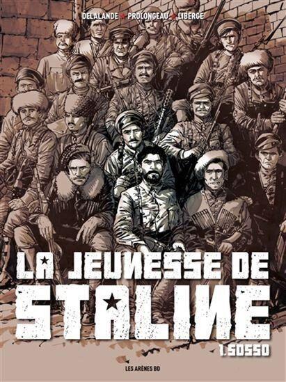 La jeunesse de Staline: l'homme de
