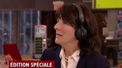 Vous ne devinerez jamais le mot utilisé par Sophie Brochu pour décrire son entrevue avec Barack