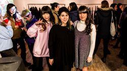 Styles de soirée: la première boutique éphémère stylée du groupe Milk &