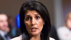 Les sanctions contre la Russie maintenues tant que la Crimée sera annexée, dit Nikki