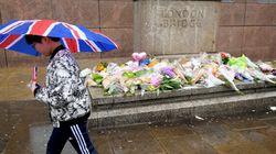 Londres: un courageux blessé n'a pas perdu son humour