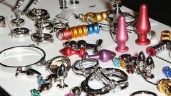 30 000 condoms, des douzaines de jouets sexuels volés d'un entrepôt à Las