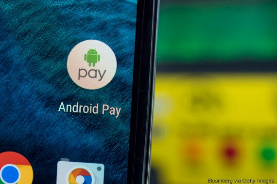 Android Pay est maintenant offert au