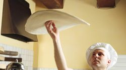 Compétition de pizza acrobatique: vous allez en prendre plein la