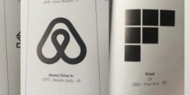 Les logos de Beats, Airbnb, Flipboard... et bien d'autres viennent de ce livre de