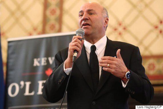 Allégations de fraude: Maxime Bernier traite Kevin O'Leary de «perdant»