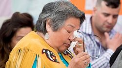 Les proches de femmes autochtones assassinées ou disparues