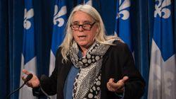 Malgré le rapport du DPCP, Manon Massé croit Alice