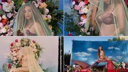 Il existe d'autres photos incroyables de Beyoncé enceinte, BEAUCOUP