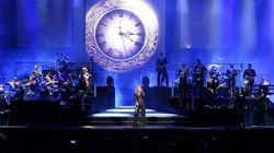 Céline Dion termine sa tournée à