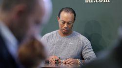 Tiger Woods a été trouvé endormi à son