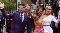 Gala Artis 2017: le tapis rouge glamour malgré la