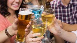 Fait étonnant concernant la consommation d'alcool des