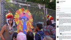 Une mère montréalaise outrée par les enseignants avec les coiffes autochtones pour la