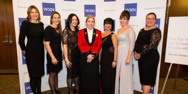Styles de soirée: le top 100 des femmes les plus influentes au Canada