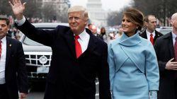 La tenue de Brigitte Macron fait penser à celle de Melania Trump (qui fait penser à celle de Jackie