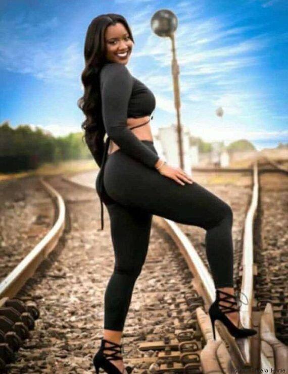 Une femme enceinte meurt écrasée par un train alors qu'elle prenait des photos sur les