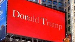Le faux panneau de publicité anti-Trump qui affole la