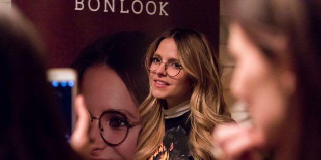 Styles de soirée: Sarah-Jeanne Labrosse et BonLook font équipe pour une première