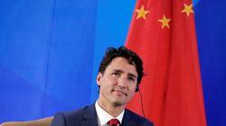 Trudeau demande à la Chine de se rapprocher du Canada pour améliorer son