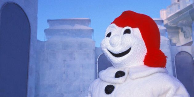 The Quebec Winter Carnival is the world's largest winter carnival. It is also the world's third largest carnival behind Rio de Janeiro and New Orleans.