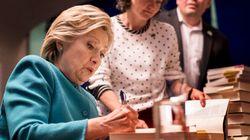 Hillary Clinton travaille sur un livre à paraître à