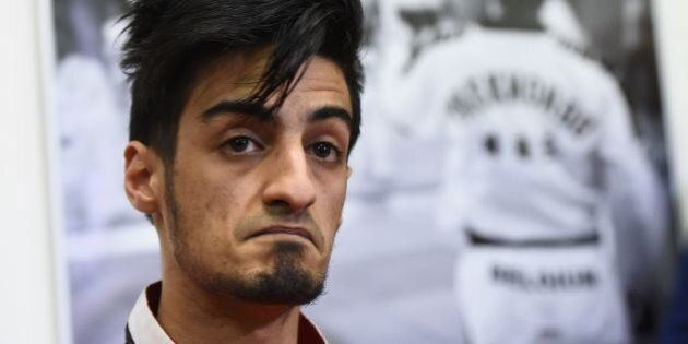 Belgian Taekwondo athlete Mourad Laachraoui, younger brother of Brussels attacks suspect Najim Laachraoui,...