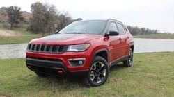 Essai routier Jeep Compass 2017: pour ne pas perdre le