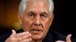 L'ex-PDG d'ExxonMobil est maintenant à la tête de la diplomatie