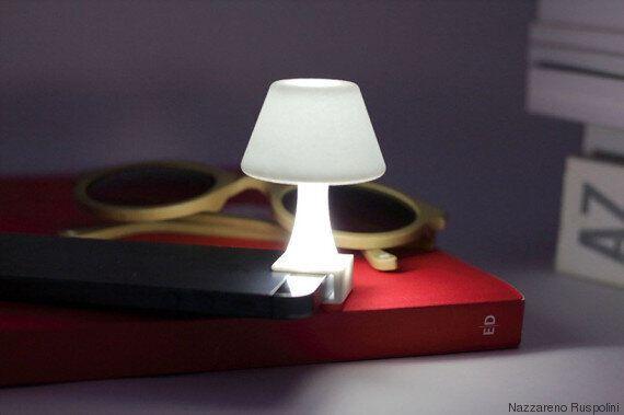 Un abat-jour pour transformer votre iPhone en mini-lampe de