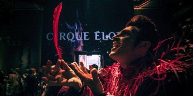 Soirée-bénéfice du Cirque Éloize: entre mystère et enchantement