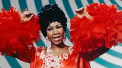 Aretha Franklin accroche son