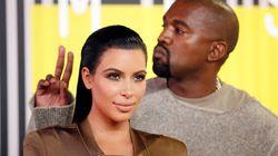 Kim K. et Kanye West se lancent dans la mode pour