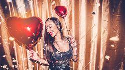 5 soirée de Saint-Valentin pour les