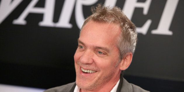 TORONTO, ON - SEPTEMBER 08: Director Jean-Marc Vallée attends Variety Studio Presented by Moroccanoil...