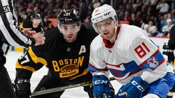 Un match Canadiens-Bruins à