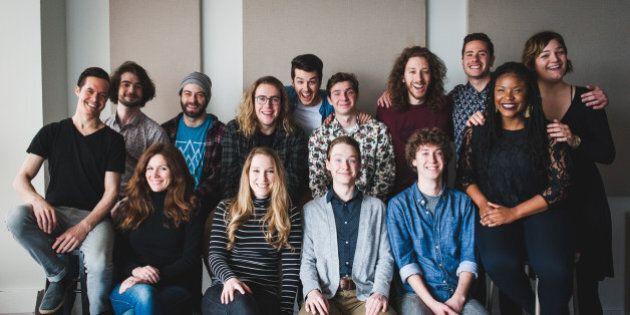 École nationale de l'humour: une cuvée 2017 particulièrement
