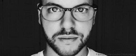 Alexandre Champagne, qui veut aider les musulmans de Québec, répond à ses