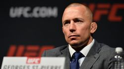Georges St-Pierre n'affronte plus Michael