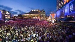 Les festivals et événements majeurs veulent plus d'argent