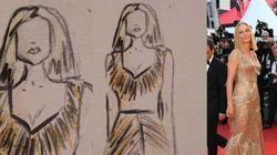 Les plus belles tenues de Cannes en PHOTOS et
