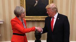 Le parlement britannique débattra de la visite d'État de Donald