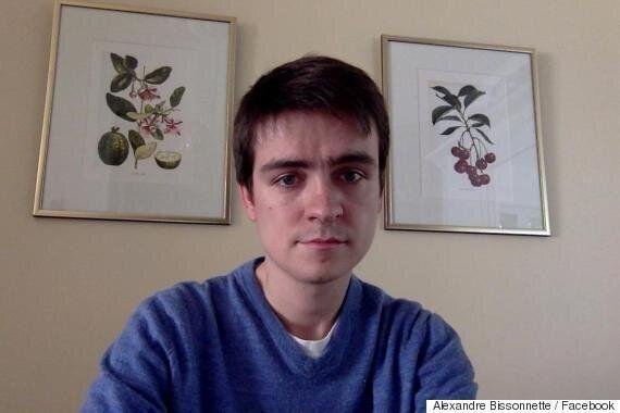 Attentat à Québec: les intentions d'Alexandre Bissonnette étaient