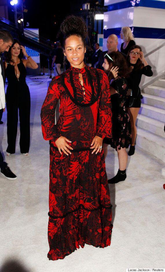 MTV VMAs 2016: Alicia Keys est une vraie beauté naturelle sans maquillage