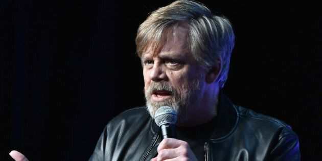 ORLANDO, FL - APRIL 13: Mark Hamill attends the Star Wars Celebration Day 1 on April 13, 2017 in Orlando,...