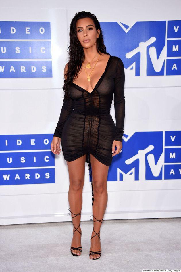 MTV VMAs 2016: Kim Kardashian et Kanye West sont plus « Kimye » que jamais