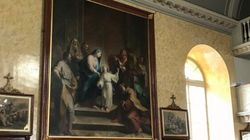 Des églises prêtent leurs toiles au