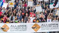 L'Alliance syndicale rompt les
